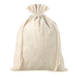 5 pz Sacchetti di lino 18 x...