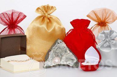 confezioni per gioielli
