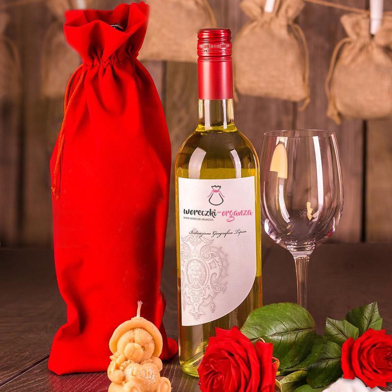 Sacchetto da vino 16 x 37 cm
