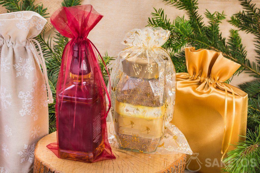 Grazie ai sacchetti ogni regalo attirerà l'attenzione a lungo!