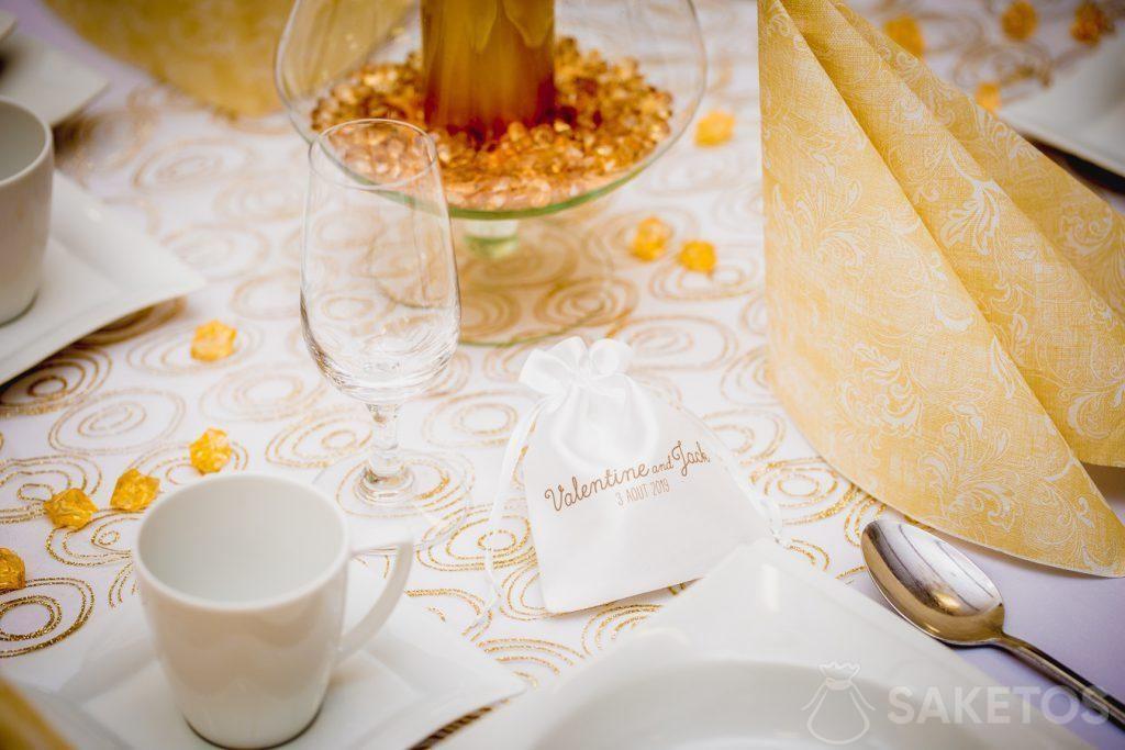 Carte di nozze