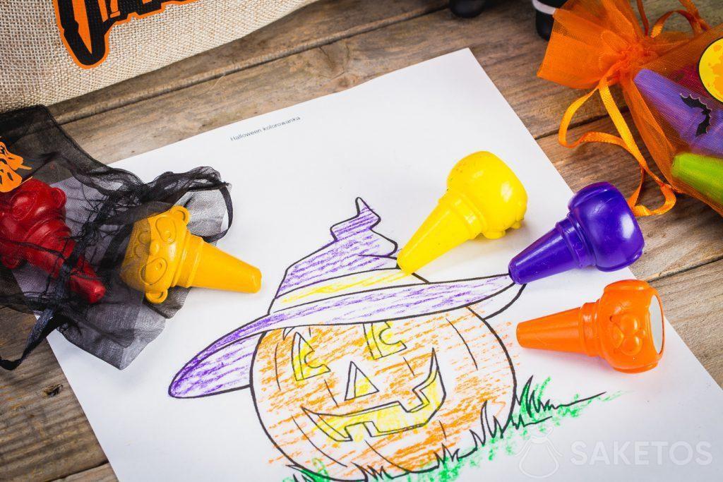 I sacchetti decorativi di Halloween sono adatti anche a conservare piccoli oggetti