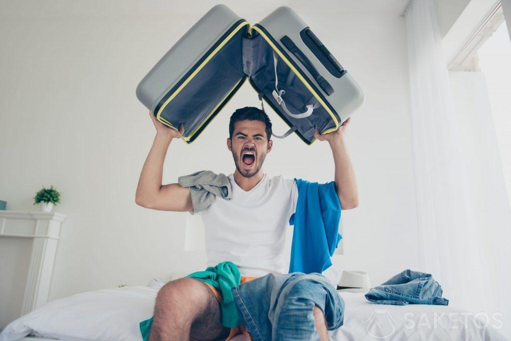 Fare le valigie può essere semplice.