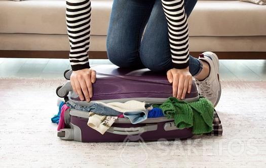 Fare le valigie in modo intelligente.