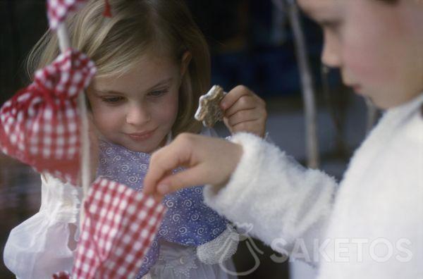 Calendario dell'Avvento: felicità per i bambini ogni giorno dell'Avvento!