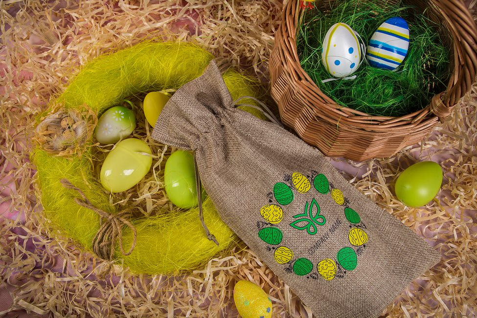 Confezioni per regali aziendali di Pasqua